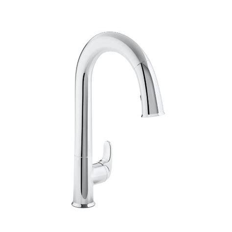 kohler sensate kitchen faucet kohler canada k 72218 sensate 174 touchless kitchen faucet