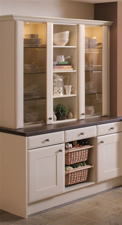 Kitchen Dresser Modern by Shaker Style Kitchen Betta Living