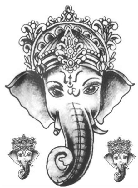 ganesh tattoos tattoo collections