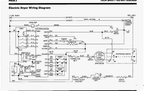 kenmore electric dryer wiring diagram wiring diagram