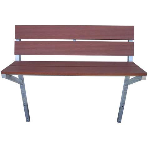dock benches patriot bench kit aluminum 671276 docks dock
