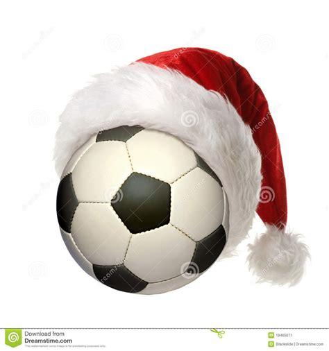 imagenes navidad futbol christmas soccer ball stock image image 19465071