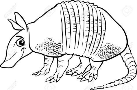 Armadillo Clipart Clipart Panda Free Clipart Images Armadillo Coloring Page