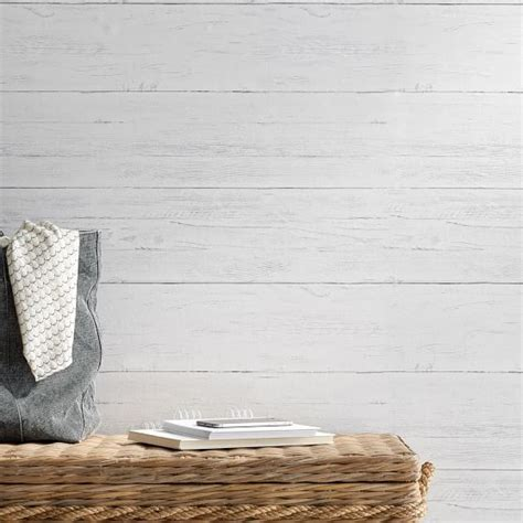 Peel And Stick Shiplap Lowes | shiplap peel and stick nuwallpaper pbteen