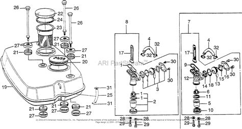 honda g65 engine honda engines g65 rd engine jpn vin g65 1000025 to g65