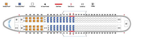 b737 900 config 1 korean air seat maps reviews boeing 737 900 739 united airlines