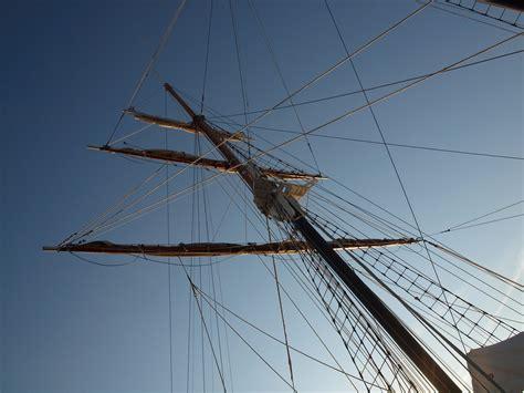 zeil mast sailing ship mast free stock photo public domain pictures