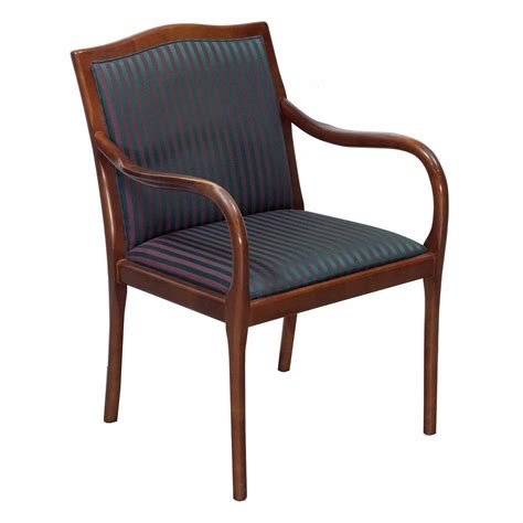 bernhardt armchair bernhardt armchair bernhardt used wood side chair striped pattern national