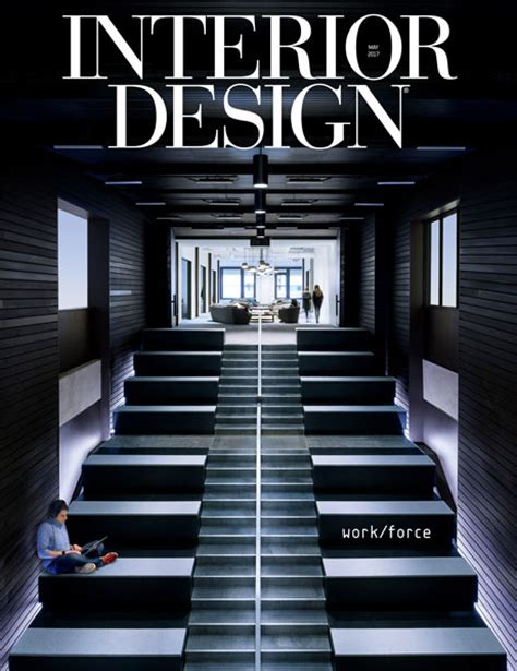 Interior Design Cover by Murray Moss On The Process Of Creating The Home Office