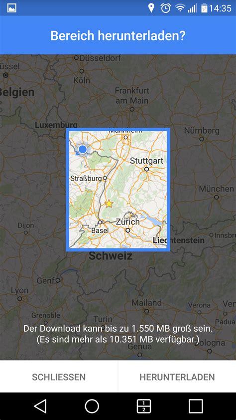 maps offline karten usa offline karten in der maps app speichern mapsblog de