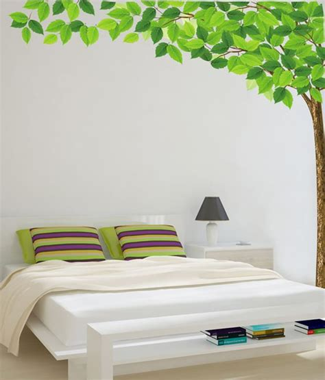 Wallsticker Jm 7151 asmi collection pvc wall stickers big tree for bedroom buy asmi collection pvc wall stickers