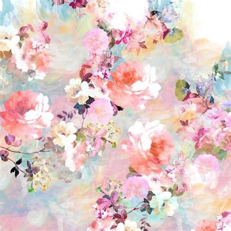 girly water wallpaper background cute floral flowers girly image 3972141