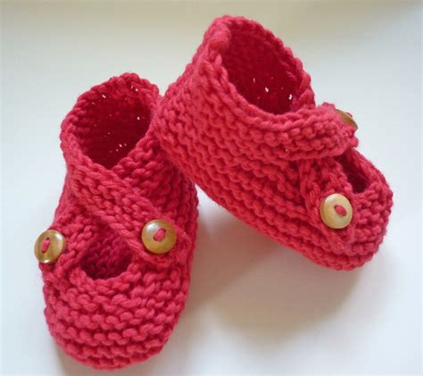 knitted baby sandals free pattern baby shoes knitting pattern easy