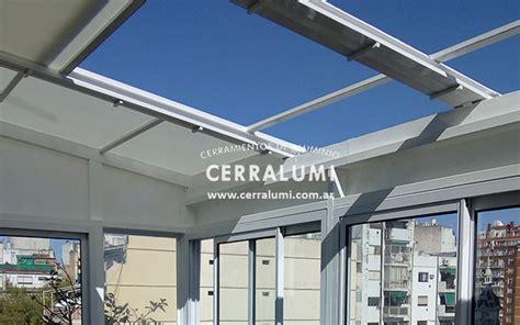 techo policarbonato corredizo cerramientos de aluminio aberturas de aluminio