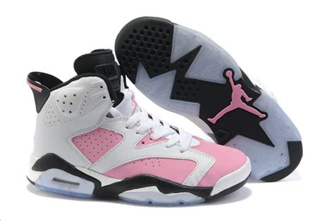 cheap and comfortalbe air 6 white pink black 41174