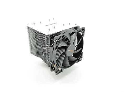 Cpu Cooler Be Rock And Effective Cooling be shadow rock 2 cpu cooler review
