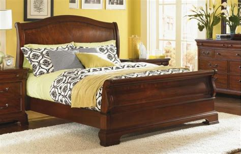 legacy classic furniture  stockton ca evolution sleigh bed king bedroom