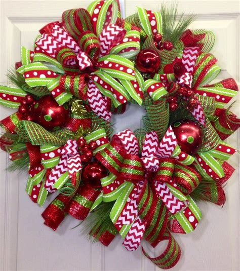 christmas items you tube wreaths mesh wreath