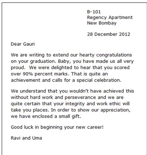 Promotion Letter Of Congratulations Congratulatory Letter Format Best Template Collection