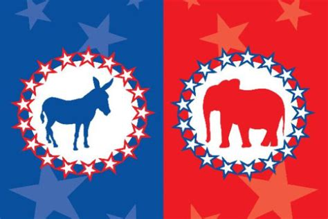 democrats color republican and democrat colors www pixshark images
