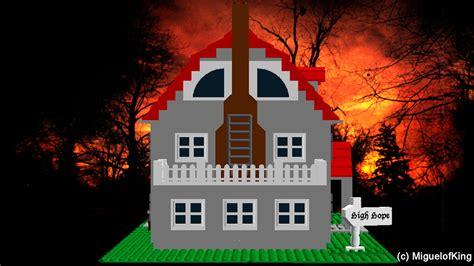 amityville horror house my lego amityville horror house 4 by miguelofking on deviantart