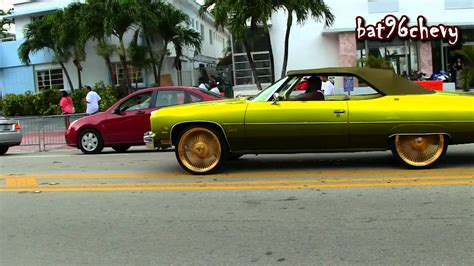 lime gold donk vert   gold daytons ford dually