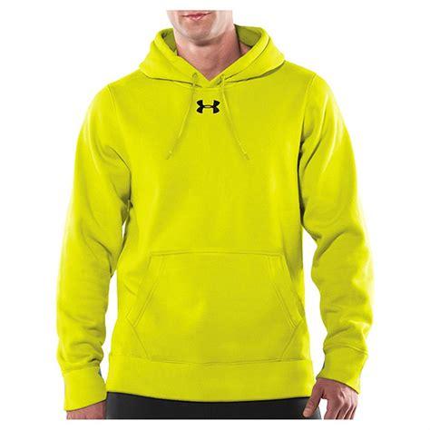 Hoodie Jaket Sweater Armour Athletics armour 174 hi vis hooded sweatshirt green 283105 sweatshirts hoodies at sportsman s guide