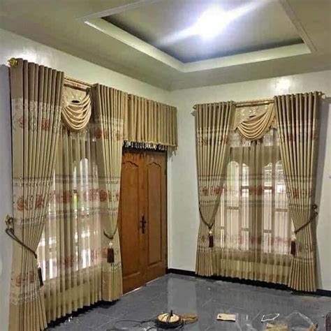 top  modern curtains  photosvideos unique options