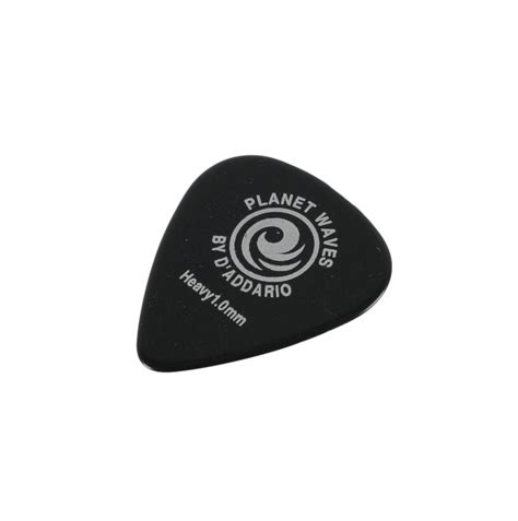 Diskon Gitar Planet Waves Celluloid Black Light 50 Mm planet waves black celluloid heavy guitar