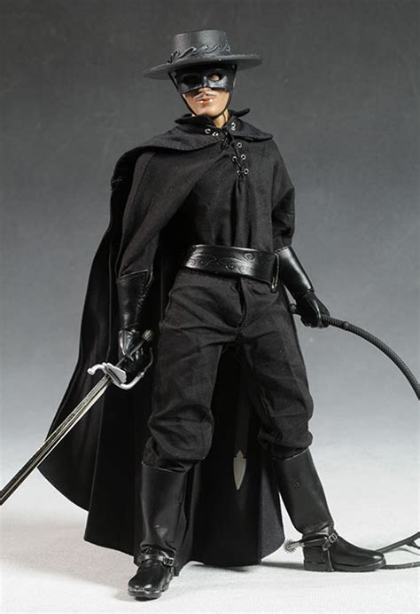 Figure Zorro The zorro sixth scale figure another pop culture collectible review by michael