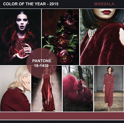 color of the year 2015 fashion vignette trends pantone color of the year 2015