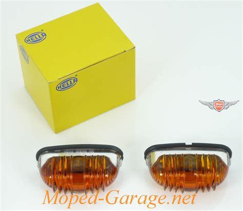 Motorrad Oder Maxi Roller by Puch Mofa Moped Motorrad Roller Hella Verkleidungs Blinker