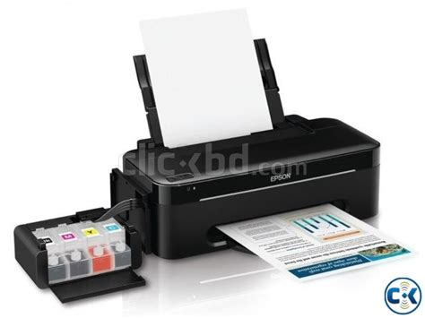 Printer Epson Epson L110 epson l110 color inkjet printer with ciss system clickbd