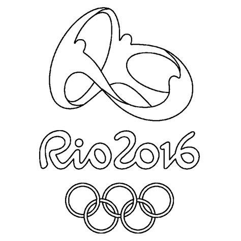 Olympic Coloring Pages by 2016 Olympics Coloring Pages Coloring Home