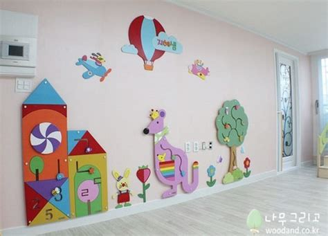 Wall Decoration For Kids Classroom Preschool Nursery Nursery School Decorating Ideas