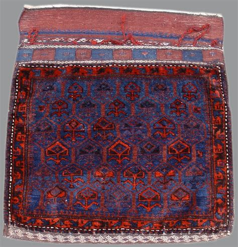 pap rugs baluch saddlebag northeast 19th c 4th q baluch weavings are known and loved for their