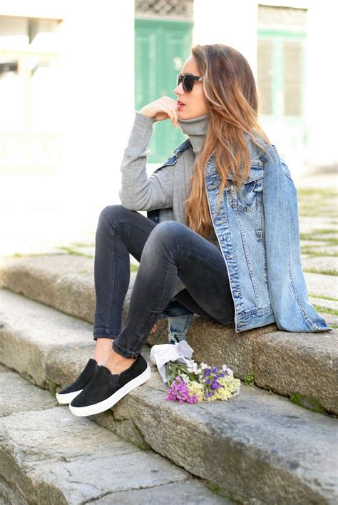 fashion slip on sneakers slip on sneakers style looks and chic