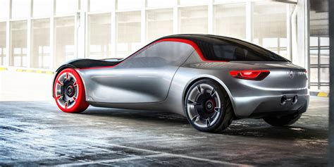 opel gt concept interior revealed photos 1 of 18