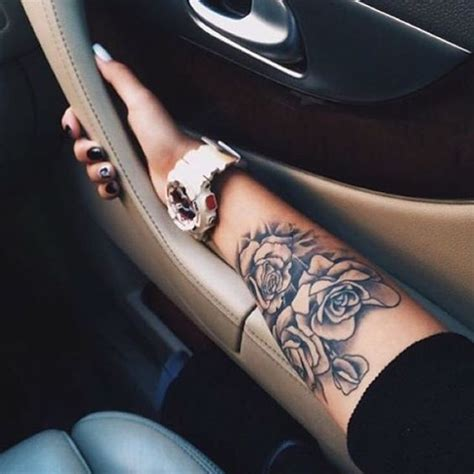 rose flower tattoo ideas for gorgeous women womenitems com