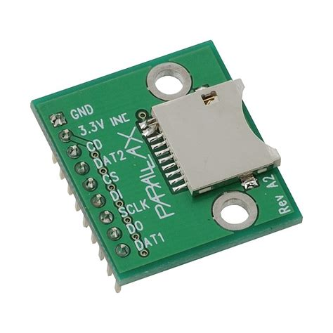 buy parallax micro sd card adapter online in india fab