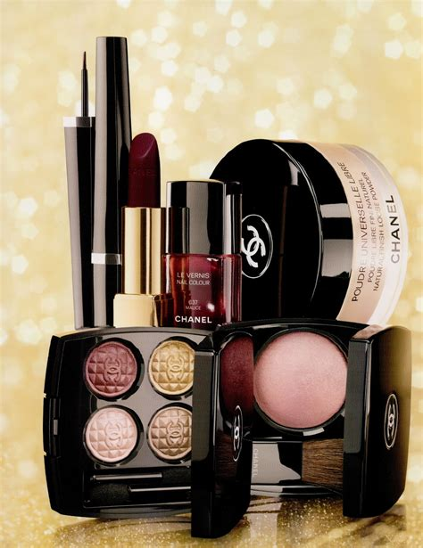 chanel preview holiday collection  makeuppy beauty