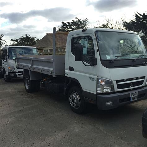 used mitsubishi offers eastborune canter 7c18 3350mm day cab used mercedes and