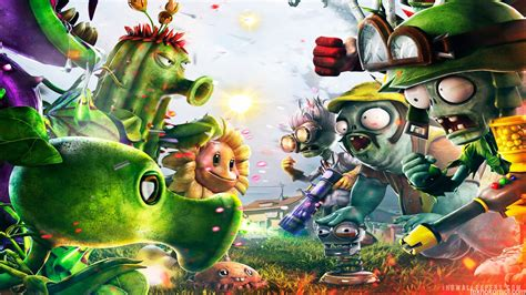 Is Plants Vs Zombies Garden Warfare by Plants Vs Zombies Garden Warfare 2 E3 Te Duyurulacak