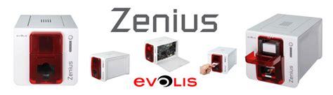 format video zenius evolis zenius card printer