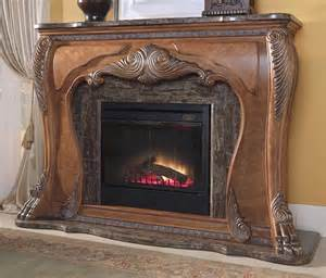 marble top electric fireplace michael amini traditional fireplace marble top w
