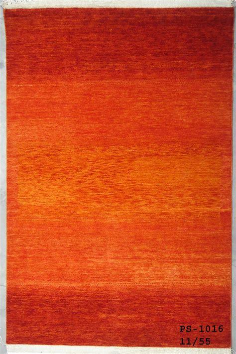 teppich orange ps 1016 rot orange teppich scherer