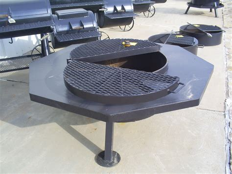Fire Pit And Grill by Cutright Grills And Smokers
