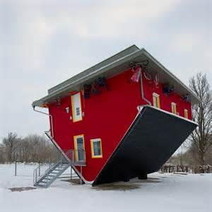 Upside Down House Gallery For Gt Upside Down House