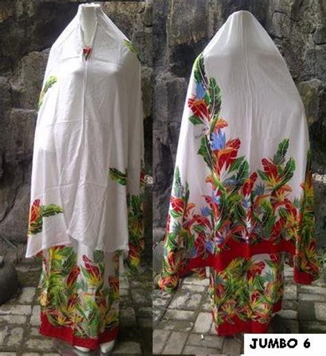 Mukena Bali J baju bali murah mukena bali jumbo