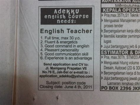 contoh application letter vacancy buy a essay for